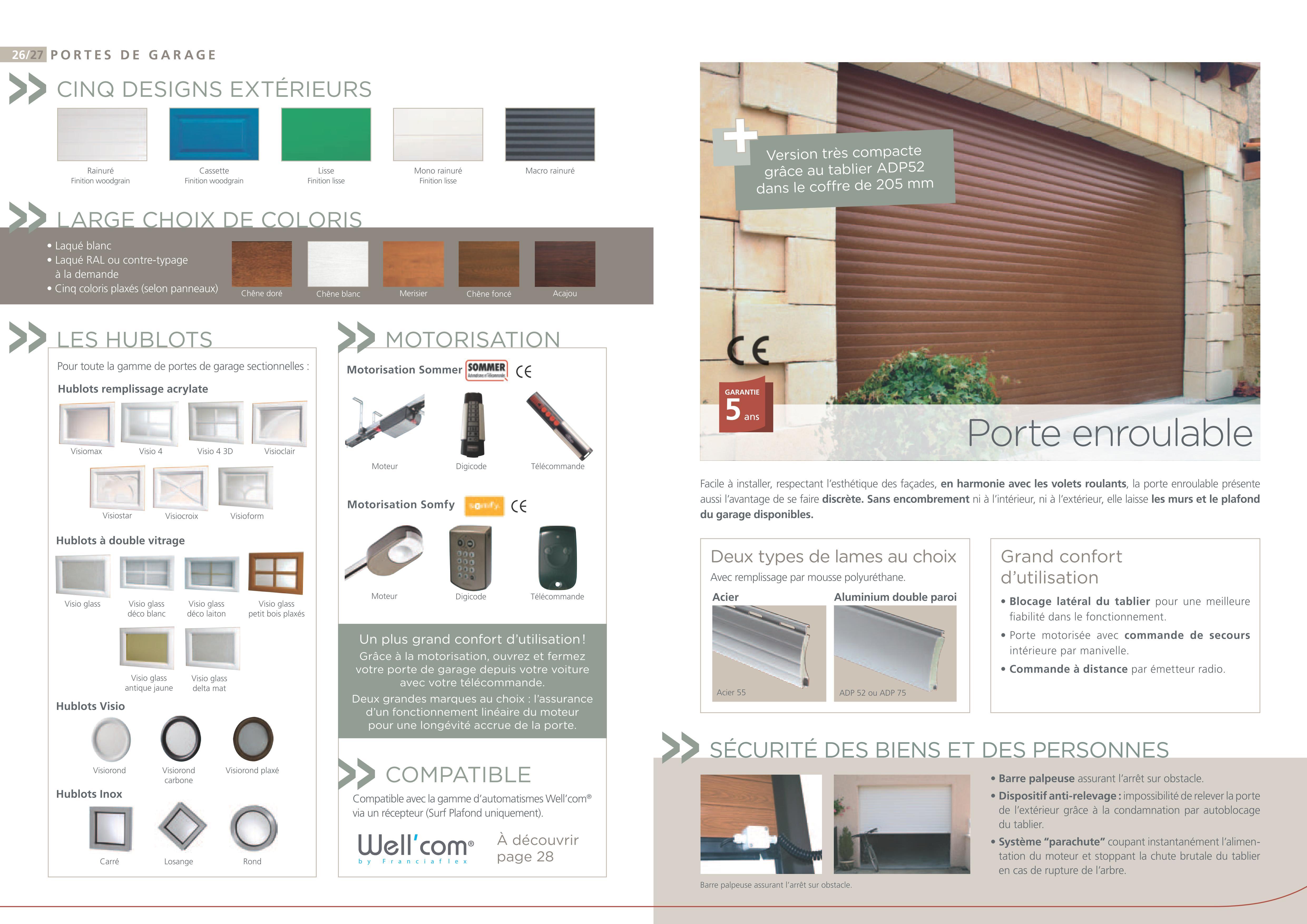 porte de garage mko services eurl. Black Bedroom Furniture Sets. Home Design Ideas